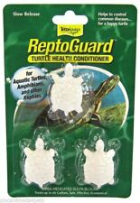 Reptomin Reptoguard Turtle Health Conditioner 3 Pack Sulfa block Tetra