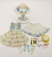 Vintage Barbie Skipper Happy Birthday Set Very Rare Free Extras!