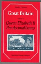 Stanley Gibbons GB Specialised Catalogue Vol 3 QE2 Pre-Decimal 9th Edition