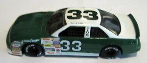 NASCAR 1/43 DIECAST, 1992 RACING CHAPIONS, #33 HARRY GANT