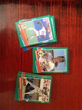 1991 Donruss Mlb Baseball 75 Card Lot - Free Shipping