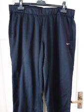 Nike Dri-fit Para Mujer Térmico Pantalones Negro Talla L Nuevo PVP £ 115
