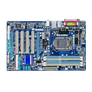 For Gigabyte GA-P55-US3L LGA1156 DDR3 ATX Motherboard Tested