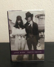 Just Kids by Patti Smith ~ First Edition / First Print ~ Robert Mapplethorpe