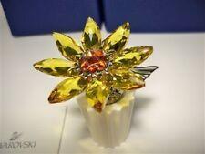 Swarovski Crystal Sunflower 5045568 Bnib