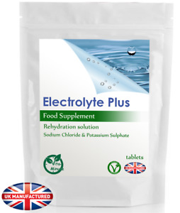 Hydration Solution | Electrolyte Tablets | Reduce cramping and fatigue | UK (V)