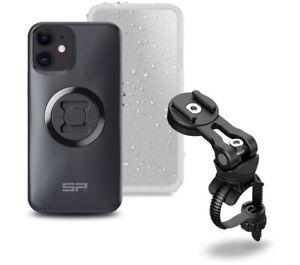 SP Connect Bike Bundle II IPhone 12 Mini Smartphone Halterung schwarz