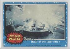 1977 Topps Star Wars #36 Blast of the Laser Rifle! Non-Sports Card 2f4