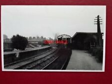 PHOTO  BRENTFORD RAILWAY STATION Isleworth - Kew Bridge. L&SWR