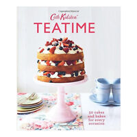 Teatime: 50 cakes and bakes for every occasion Book By Cath Kidston NEW Hardback
