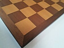 Large Wood Chess Board