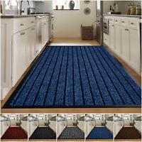 Heavy Duty Non Slip Rubber Mat Large Kitchen Rugs Washable Runner Floor Doormats