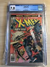 X-Men 103 - CGC 7.0  -  White Pages - First time Wolverine is called 'Logan'