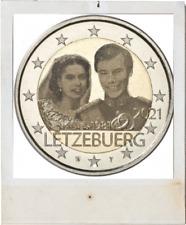 2 EURO *** Luxembourg 2021 *** 40 jaar/ans Henri - PHOTO !!!