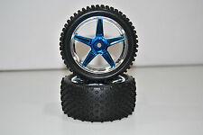 06026PB Coppia Ruote Complete Posteriori Buggy 1/10 Himoto Esagono Interno 12mm