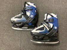 Hudora Eislaufschuhe Schlittschuhe Kinder Kids HD Kindereislaufschuhe 28 - 31