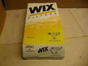 Wix 58941 transmission filter