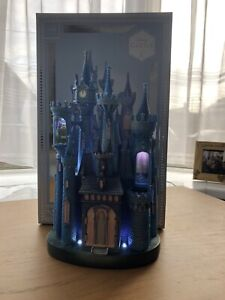 Disneystore Castle Collection  Cinderella Large Ornament 1/12