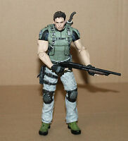 Resident evil 5 Chris Redfield Action Figure Figur Neca