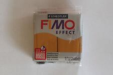 Fimo Modelliermasse FIMO® soft, Effekt metallic gold