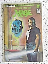 Mage #15 1984 Series 1st Print Double Issue Pull-Out Poster Matt Wagner VF/NM 9