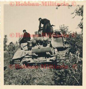 W170 Foto Panzerkampfwagen IV Front Turmnummer Stahlhelme Panzer TOP Front MOTIV