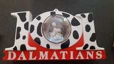 1996 101 DALMATIANS SNOW DOME BY McDONALD'S Brand New In Box