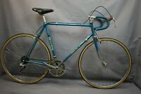 1980 Gitane Vintage Touring Road Bike 61cm X-Large France Lugged Steel Charity!!