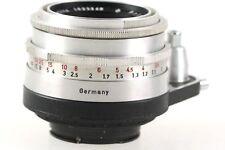 Meyer Optik Görlitz V Primotar E 3.5/50 50mm 50 mm 1:3.5 3.5 - Exa Exakta