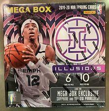 2019-20 Panini Illusions Mega Box Factory Sealed   Basketball