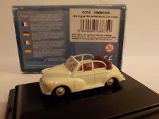 Morris Minor, Blue , Model Cars, Oxford Diecast