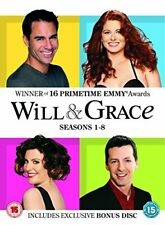 Will And Grace: The Complete Will And Grace [DVD][Region 2]