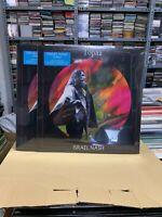 Israel Nash Topaz LP Limited Edition Transparent Turquoise Vinyl Versiegelt 2021