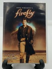 Firefly Joss Whedon's 4 Discs Complete series(?) Dvds Sci-fi