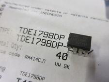 TDE1798DP 0.5 A Intelligent Power Switch STM DIP-8 UK Stock