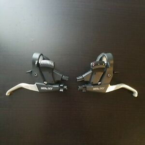 Shimano Deore XT ST-M739 3x8 shifter/brake combo set