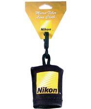 Nikon Micro Fiber Optics Cleaning Cloth Anti-Scratch All Lens Types 8072