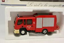 Eligor LBS 1/43 - Renault Premium Double Cabine SDIS Pompiers Ariège