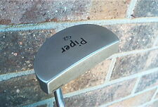 """PING PIPER G2 - BLACK DOT PUTTER 35"""" + GHOST COVER"""