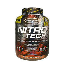Nitrotech Whey Isolate (4lbs)
