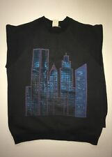 World Trade Center Memorabilia / Vintage Sweatshirt with Twin Towers NYC Skyline