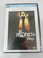 LA PROFECIA THE OMEN RICHARD DONNER GREGORY PECK DVD ESPAÑOL ENGLISH NUEVA - AM
