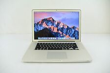 "2012 Apple MacBook Pro 15"" 2.6GHz Core i7 8GB RAM 1TB HD MD104LL/A + WARRANTY!"