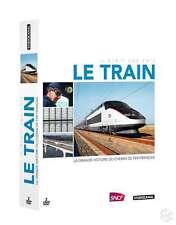 Il Etait une fois le Train Coffret 2 DVD NEUF sous cellophane
