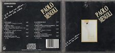 PAOLO MENGOLI CD fuori catalogo IO TI DARO UN ATTIMO O LA MIA VITA INTERA 1992