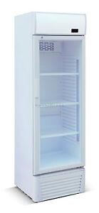Gastronomie Kühlschrank Gastro Lagerkühlschrank Glastür NEU