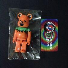 Medicom Bearbrick Series 29 Artist Dancing Bear Orange New in Package