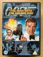 Man with the Golden Gun DVD 1974 James Bond 007 2-Disc Ultimate Edition
