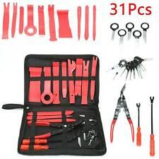 31Pcs Car Door Trim Panel Removal Install Tool Kit Molding Pry Set Useful tool