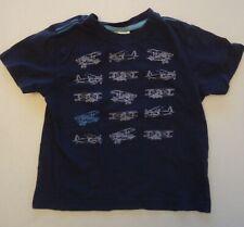 Boys 3T 90 Hanna Anderson Plane Shirt